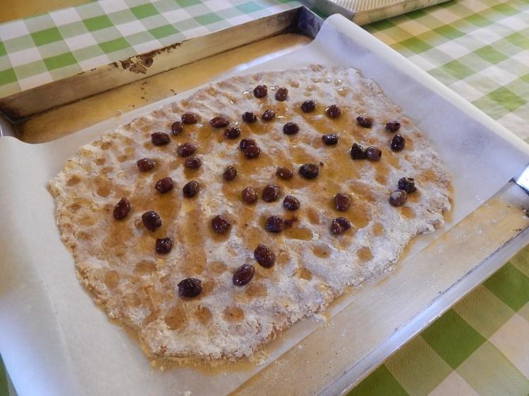focaccia segale-olive