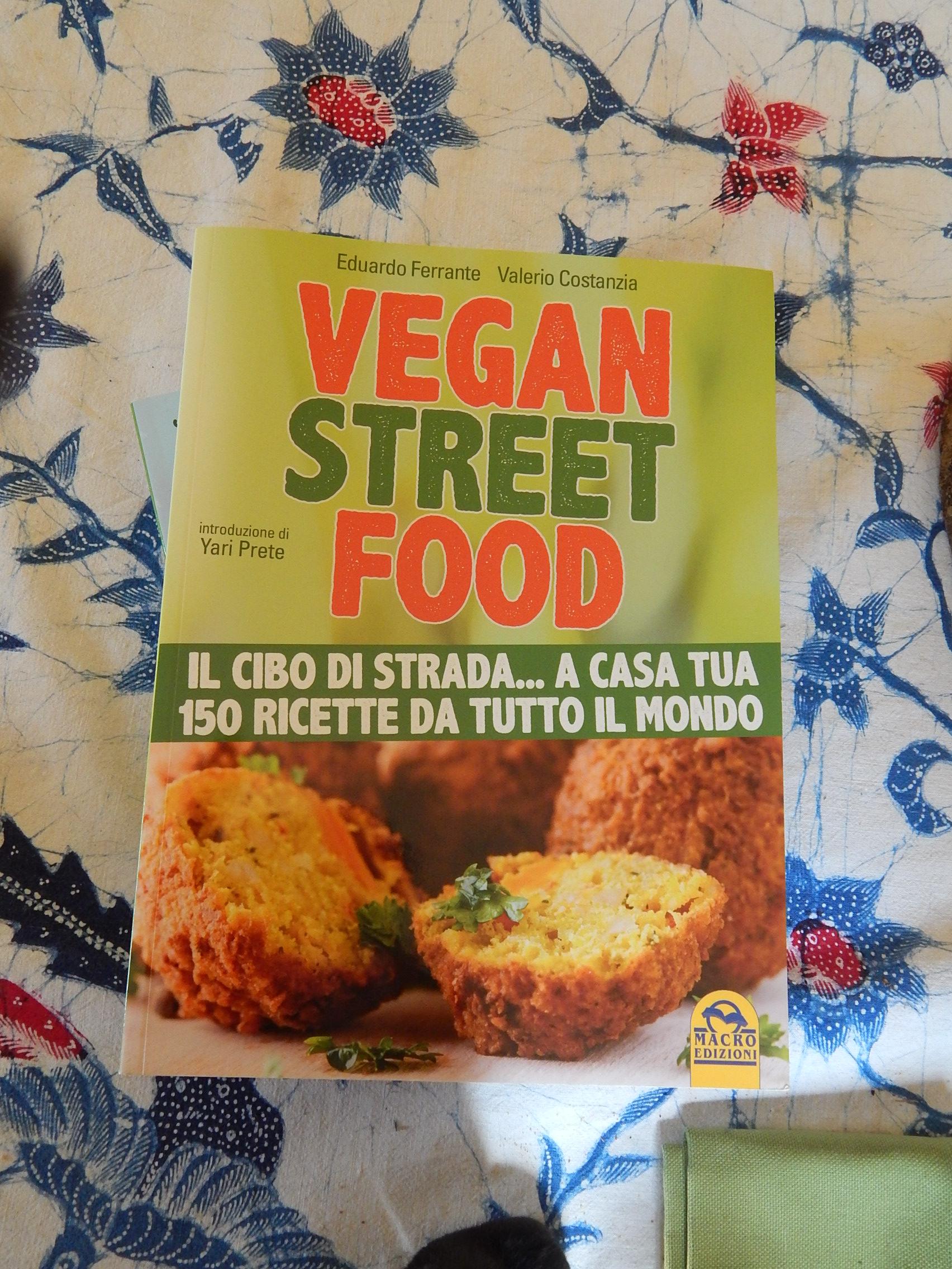 vegan street food